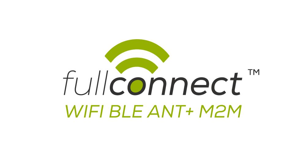 Logo full connect TwoNav velo